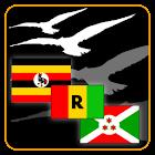 BirdLister Uganda icon
