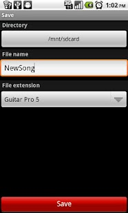 Guitar Partner Lite - screenshot thumbnail