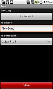 Guitar Partner Lite- screenshot thumbnail