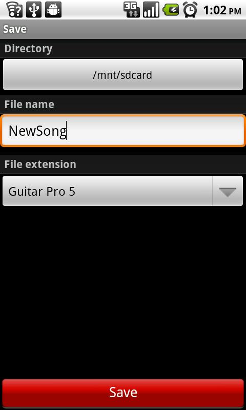 Guitar Partner Lite - screenshot