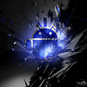 Droid GALAXY Live Wallpaper icon