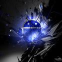 Droid GALAXY Live Wallpaper icon