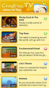 Children TV ~ videos for kids - screenshot thumbnail