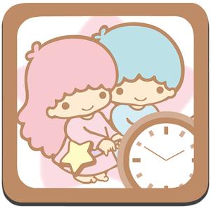 SANRIO CHARACTERS Clock1 個人化 App LOGO-APP試玩