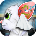 Pet Ear Doctor - Kids Fun Game icon