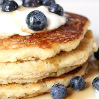 Wheat-Free Pancakes.