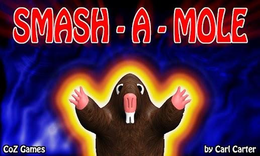 Smash A Mole Free, Smash'n fun- screenshot thumbnail