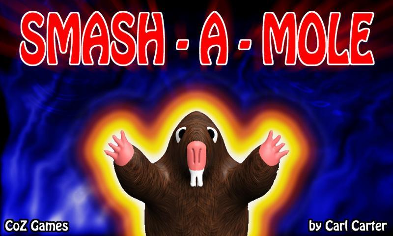 Smash A Mole Free, Smash'n fun- screenshot