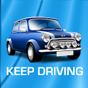 Keep Driving logo