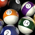 Billiard Balls Live Wallpaper icon