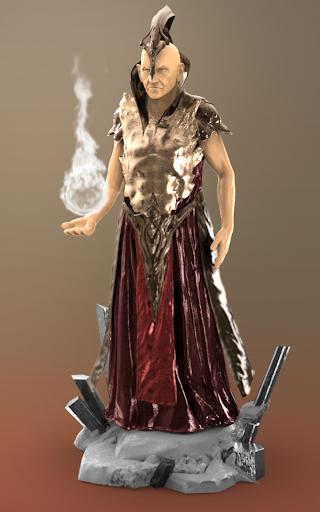 Figuromo : Zemelo Wizard