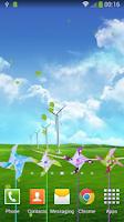 Screenshot of Spring Live Wallpaper