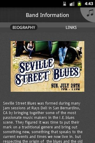 Seville Street Blues - screenshot
