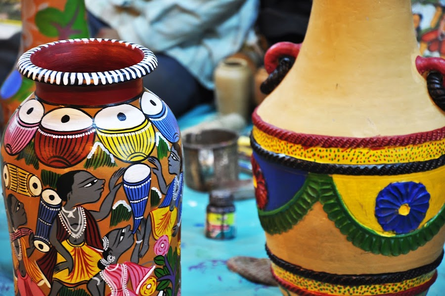by Kausik Paul - Artistic Objects Cups, Plates & Utensils (  )