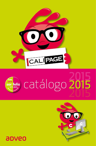 Catálogo Calipage