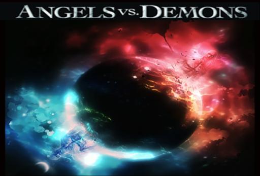 Tic Tac Toe Angels vs Demons