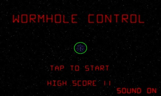 Wormhole Control - screenshot thumbnail