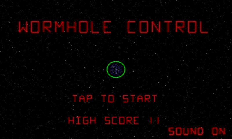 Wormhole Control- screenshot