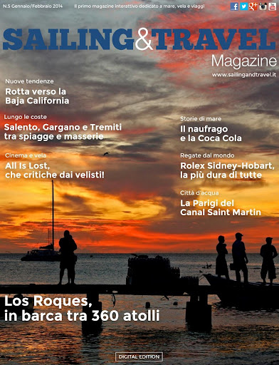 Sailing Travel Magazine