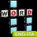 English - Italian Crossword icon