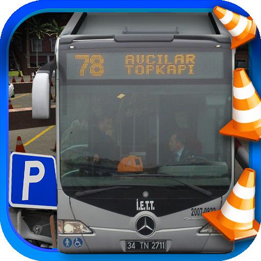 新城巴士停車場3D 模擬 App LOGO-硬是要APP