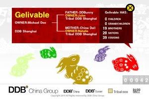 Screenshot of DDB CNY - 玉兔新年