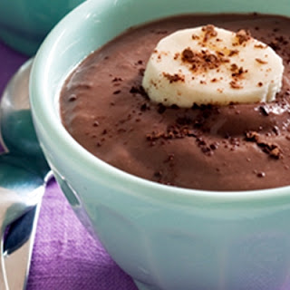 Go Bananas Chocolate Tofu Pudding.