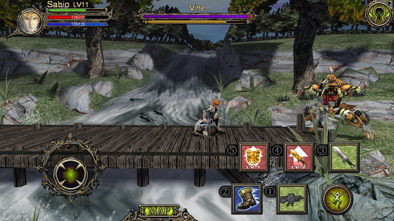 Lemegeton- screenshot