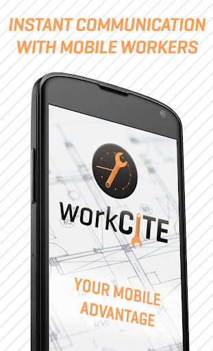 workCITE Mobile Field Service