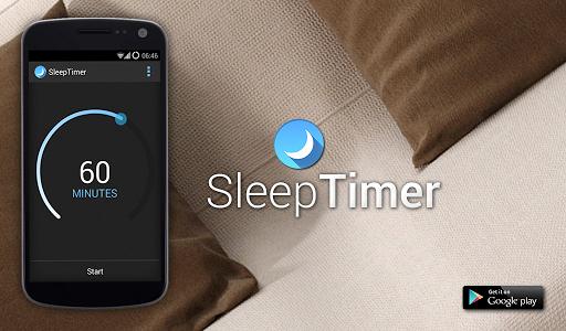 Sleep Timer Music Screen Off
