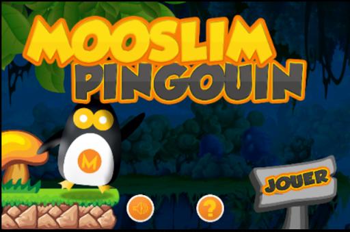 Mooslim Pingouin Aventure