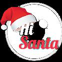 hay Santa icon