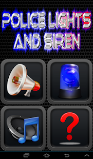 Police Siren And Lights Pro - screenshot thumbnail