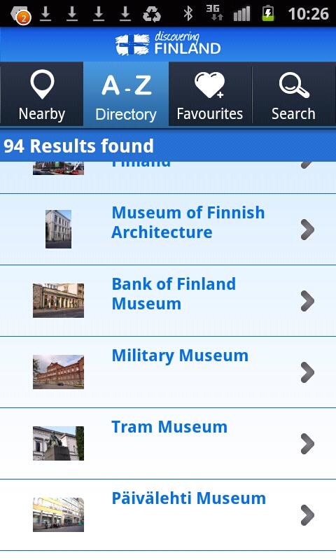 Finland Travel Guide - screenshot