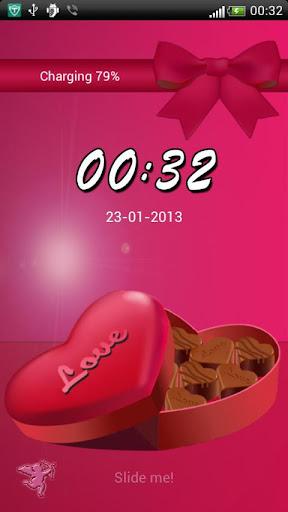 Valentines day GO Locker thm