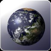 AREarthroidPro globe in AR