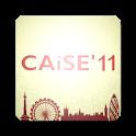 CAiSE'11 logo