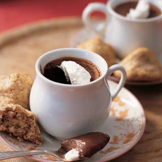 Chocolate Pots de Creme.