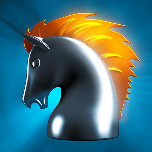 SparkChess LOGO-APP點子