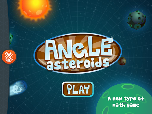 Angle Asteroids - Fingerprint