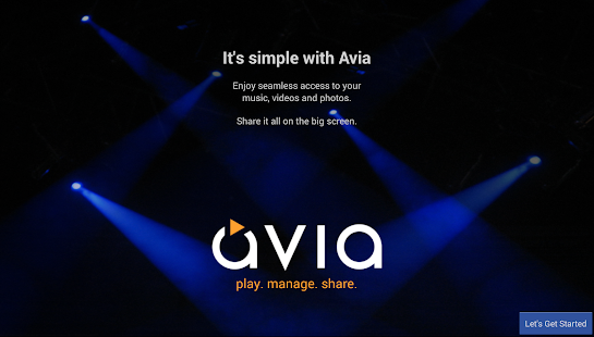 Avia Media Player Chromecast