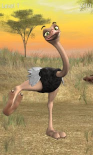 Talking Joe Ostrich - screenshot thumbnail
