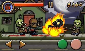Screenshot of Zombieville USA
