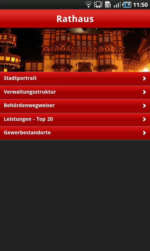 Wernigerode - screenshot