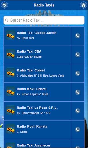 玩交通運輸App|Tarifas Taxis Cochabamba免費|APP試玩