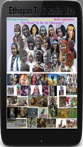 Ethiopian TV and Radio Live