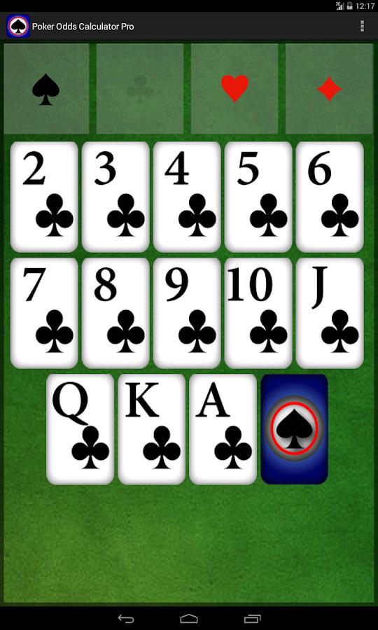 Poker Calculator Pro