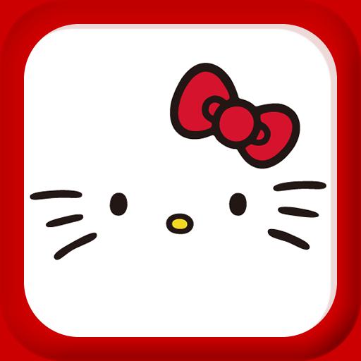 ハローキティのいちにち サンリオライブ壁紙 個人化 App LOGO-硬是要APP