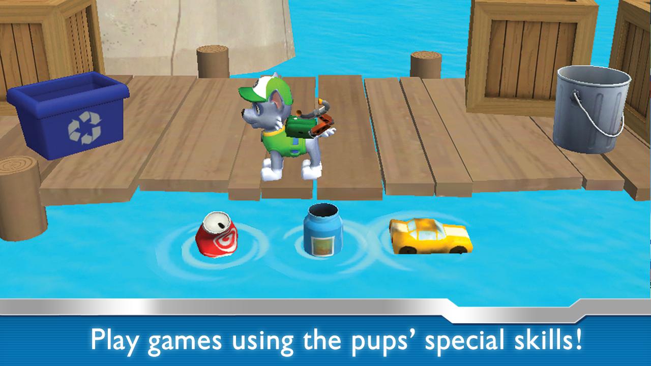 Paw patrol coloring games online - Paw Patrol Rescue Run Hd Screenshot