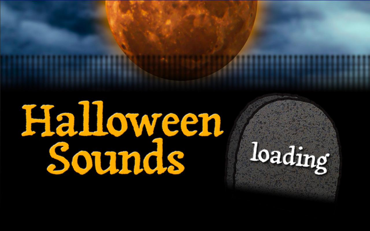 Halloween Sounds - screenshot